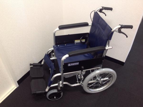 調布家族ホール車椅子