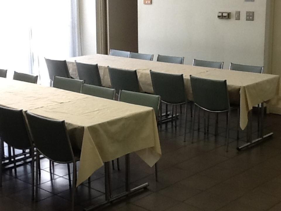 みどり会館会食室