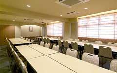 常性寺会堂2F会食室(待合室)