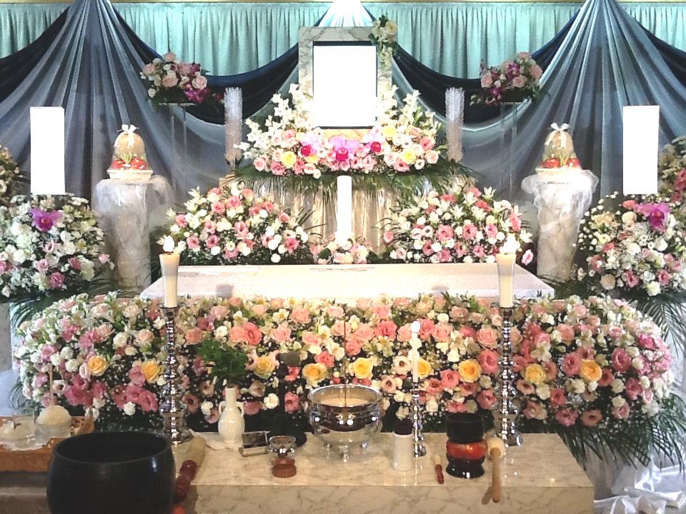 常性寺会堂花祭壇施行例