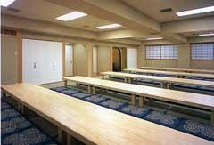 多磨葬祭場(日華斎場)式場控室(思親殿)
