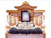 府中聖苑祭壇花
