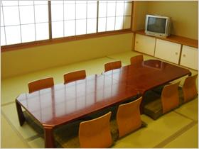臨海斎場2F親族控室