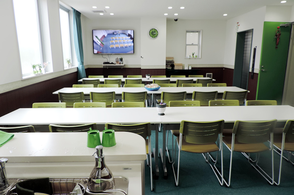 グリーンホール環七野方2F会食室
