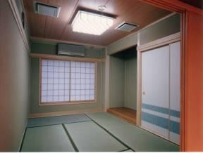 八王子市斎場親族控室(6畳)
