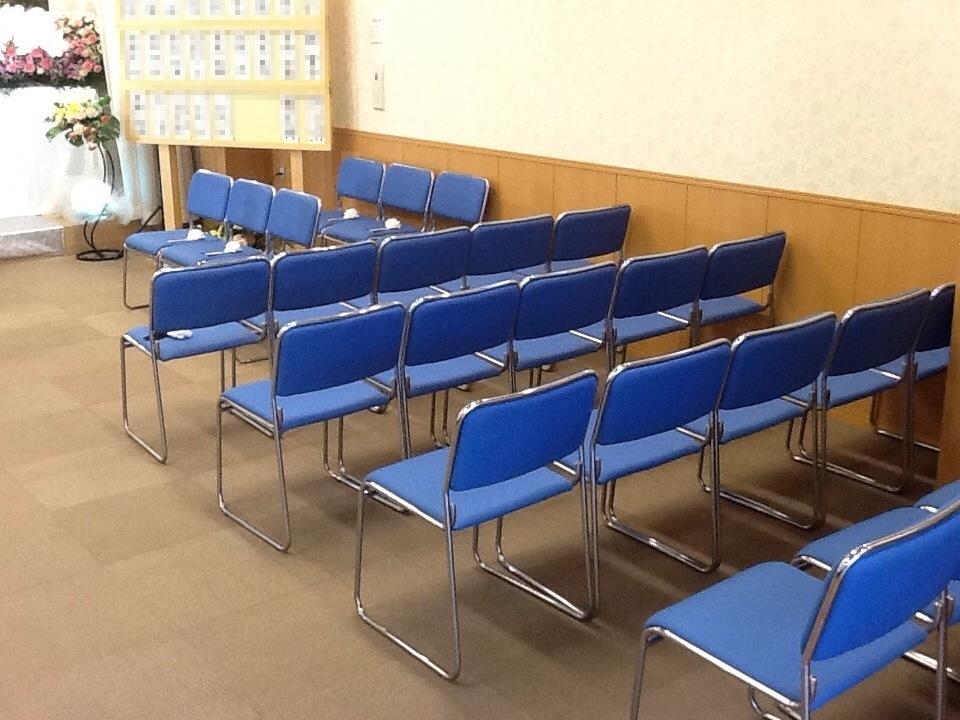 小平サポートセンター座席