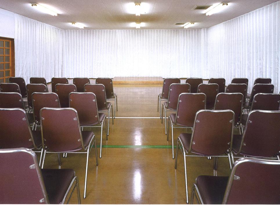 東高野会館2F大式場